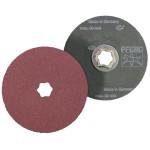 Pferd 40097 COMBICLICK Aluminum Oxide Fiber Discs