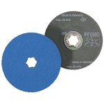 Pferd 40171 COMBICLICK Zirconia Cool Fiber Discs