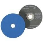 Pferd 40172 COMBICLICK Zirconia Cool Fiber Discs
