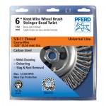 Pferd 763940 Economy Power Brushes