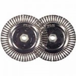 Pferd 88032 TWIN NUT Stringer-Bead Knot Wheel Brushes