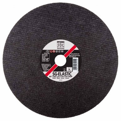 Pferd Type 1 General Purpose A-SG Chop Saw Cut-Off Wheels 419-64502