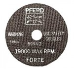 Pferd 69940 Type 1 General Purpose A-PSF Thin Cut-Off Wheels