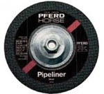 Pferd 63414 Type 27 General Purpose PSF-INOX Pipeliner Cut-Off Wheels