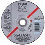 Pferd Type 27 SG-ALU Depressed Center Grinding Wheels 419-61304