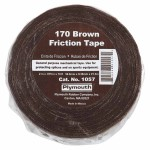 Plymouth Bishop 1057 Friction Tapes