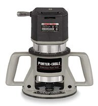 Porter Cable 7518 Speedmatic 5-Speed Production Routers
