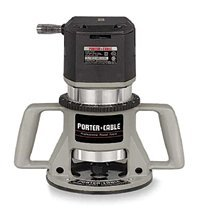 Porter Cable 7519 Speedmatic Production Routers