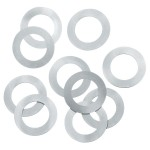 Precision Brand 25260 Arbor Shim Without Keyway Assortments
