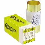Precision Brand 17370 Brass Shim Stock Rolls