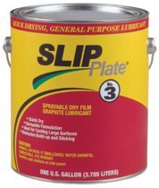 Precision Brand 45537 SLIP Plate No. 3 Dry Film Lubricants