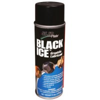 Precision Brand 45580 SLIP Plate Black ICE Dry Film Lubricants