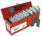 Precision Brand 42940 Slotted Shim Assortment Kits