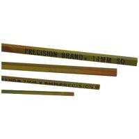 Precision Brand 4045 Square Gold Dichromate Plated Keystocks