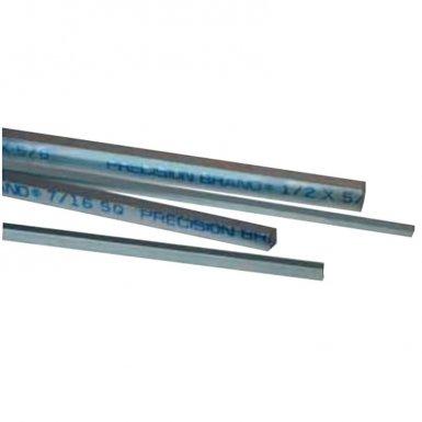 Precision Brand 14300 Square Zinc Plated Keystocks