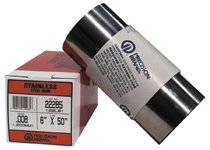Precision Brand 22125 Stainless Steel Shim Stock Rolls