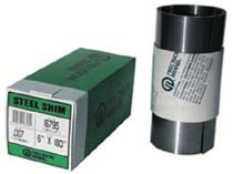 Precision Brand 16245 Steel Shim Stock Rolls