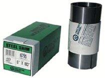 Precision Brand 16600 Steel Shim Stock Rolls