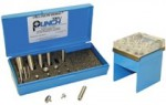 Precision Brand 40110 TruPunch Punch & Die Sets
