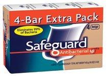 Procter & Gamble 8833 Safeguard Deodorant Soaps