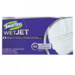 Procter & Gamble 08443CT Swiffer WetJet Pad Refills