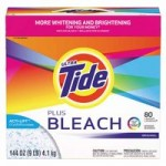 Procter & Gamble 84998 Tide Laundry Detergents with Bleach