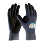 Protective Industrial Products,Inc. 44-3745/L MaxiCut UltraSeamless Knit Engineered Yarn Gloves