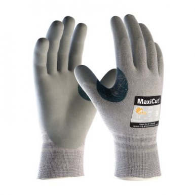 Protective Industrial Products, Inc. 19-D470/XL MaxiCut Seamless Knit Dyneema / Engineered Yarn Gloves