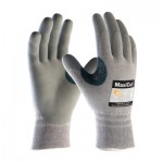 Protective Industrial Products,Inc. 19-D470/XL MaxiCut Seamless Knit Dyneema / Engineered Yarn Gloves