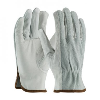 Protective Industrial Products, Inc. 68-161SB/M Regular Grade Top Grain Drivers Gloves