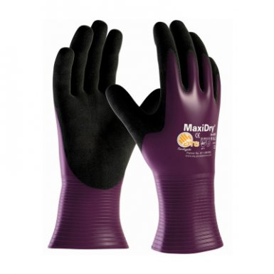 Protective Industrial Products, Inc. 56-426/L MaxiDry Ultra Lightweight Nitrile Gloves