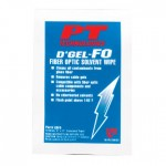 PT Technologies 61200 D'Gel-FO Fiber Optic Solvent Wipes