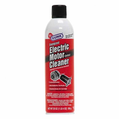 Radiator Specialty NM-1 Electric Motor Contact Cleaners