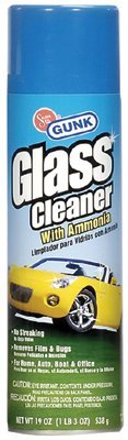 Radiator Specialty GC-1 Glass Cleaners with Ammonia