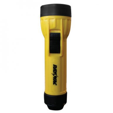 Rayovac WHH2D-BA 3 LED Flashlight with Batteries