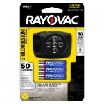 Rayovac DIYHL3AAA-BC 3AAA LED Headlights