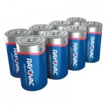 Rayovac 813-8LTFUSK FUSION Advanced Alkaline Batteries
