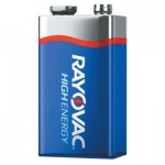 Rayovac A1604-4TFUSK FUSION Advanced Alkaline Batteries
