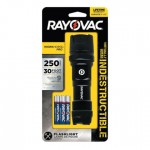 Rayovac DIY3AAABXTB Indestructible Series Flashlights