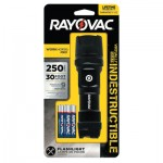 Rayovac DIY3AAA-BE Indestructible Series Flashlights