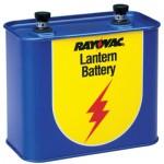 Rayovac 918C Lantern Batteries
