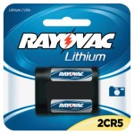 Rayovac RL2CR5-1G Lithium Photo Batteries