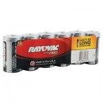 Rayovac ALC-6J Maximum Alkaline Shrink Pack Batteries