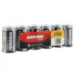 Rayovac ALD-6J Maximum Alkaline Shrink Pack Batteries