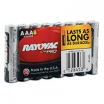 Rayovac ALAAA-8J Maximum Alkaline Shrink Pack Batteries