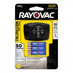 Rayovac DIYHL3AAABXTB Rayovac 3AAA LED Headlights