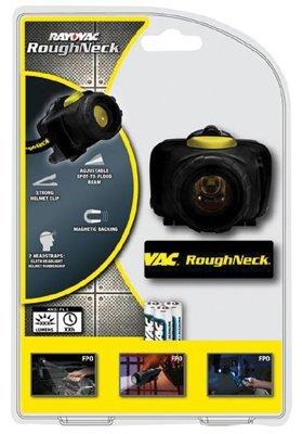 Rayovac RNHL3AAA-B RoughNeck LED Headlights