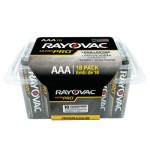 Rayovac ALAAA-18PPJ Ultra Pro Alkaline Reclosable Batteries