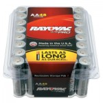 Rayovac ALAA-48PPJ Ultra Pro Alkaline Reclosable Batteries