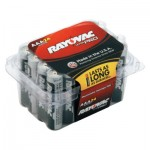 Rayovac ALAAA-24PPJ Ultra Pro Alkaline Reclosable Batteries